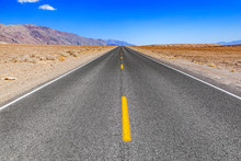 Road Through  The Death Valley...