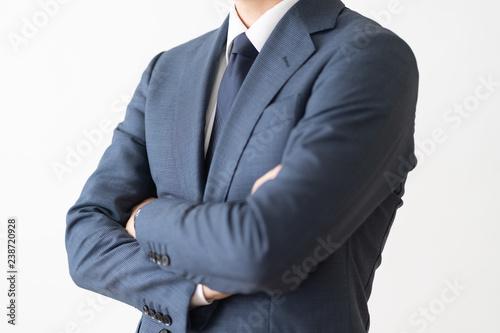 ビジネスマン Obraz na płótnie