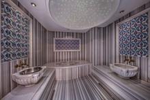 Turkish Bath (Hamam) At Hotel'...