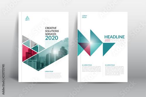 Cover Design Template Annual Report Cover Flyer Presentation