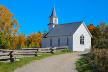 Church In New Brunswick, Canada