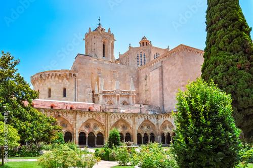 Tarragona Cathedral (Catedral de Tarragona), Spain