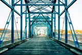 Walnut Street Walking Bridge Chattanooga TN
