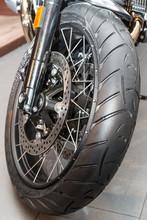Full Frame Motorcycle Wheel
