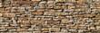 stone wall panorama