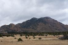 Scenic View Of Granite Mountai...
