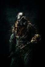 Post Apocalyptic Warrior