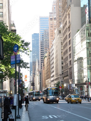 Fotografie, Obraz  NYC_Strasse