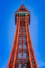 Blackpool Tower At Blackpool