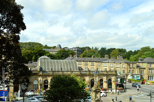 Photo Buxton historical buildings