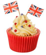 BRITISH CUPCAKE