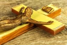 Jesus Christ Crucified. Cathol...