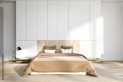 Photo Master bedroom interior