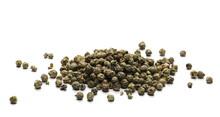 Dry Green Pepper Pile, Pepperc...