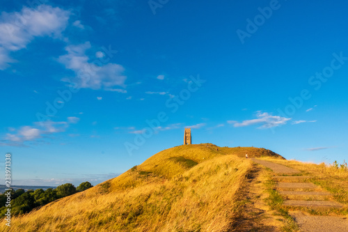 Photo  Torre de Thor em Glastonburry