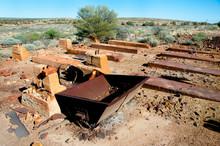 Historic 19th Century Mining Mill