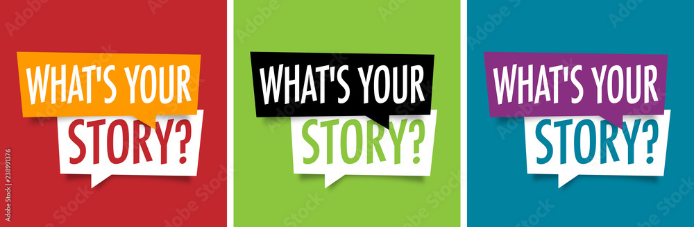 Fototapety, obrazy: What´s your story ?