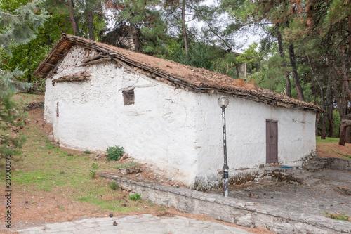 Fotografie, Obraz  Typical House in Kastoria