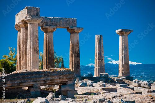 Obraz na plátne Corinth