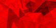 Leinwanddruck Bild - 3D rendering of abstract digital technology background