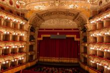 Teatro Vincenzo Bellini In Catania
