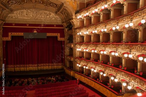 Fotografia Teatro Vincenzo Bellini in Catania