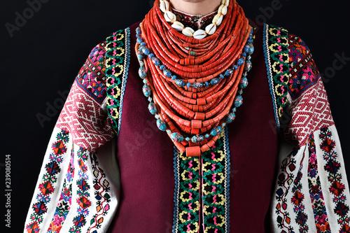 Fotografía  Ukrainian national costume