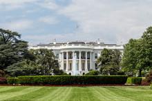 The White House In Washington ...