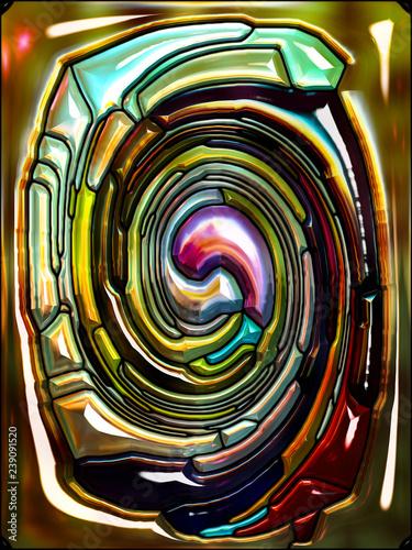 Diversity of Spiral Color