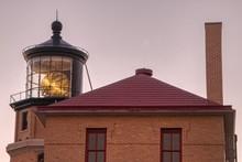 The Splitrock Lighthouse Is Li...