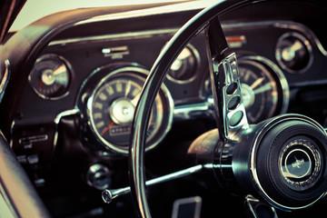 Mustang Metal Wheel