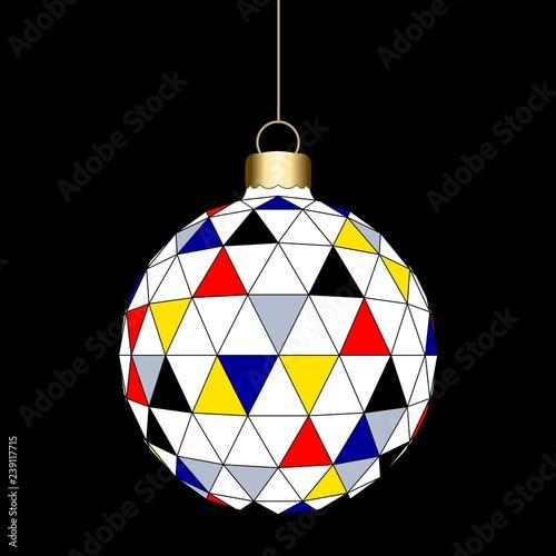 Photo  Boule de Noël