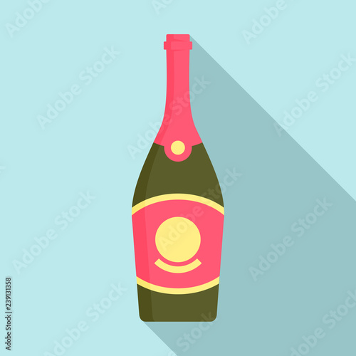 Fotografie, Obraz  Cabernet champagne icon