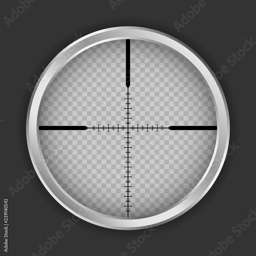 Fotografía  Crosshair shot icon