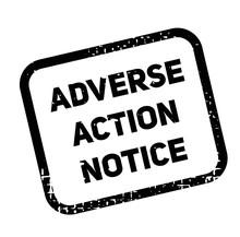 Adverse Action Notice Advertis...
