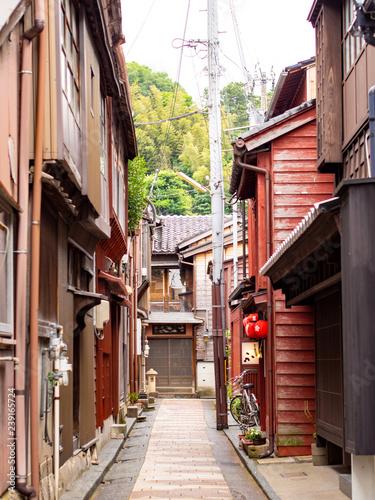 Photo  日本の町並み