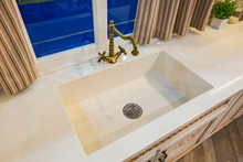 Antique Hot And Cold Tap In Th...