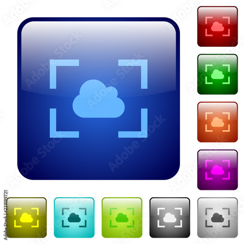 Fényképezés  Camera white balance cloudy mode color square buttons