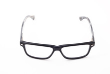 Rectangular Black-rimmed Glass...