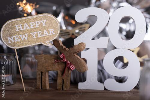 Fotografía  new year