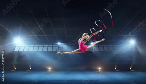 Tela Rhythmic gymnastics