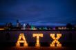 canvas print picture - Austin ATX