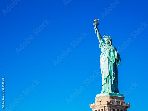 Fotografie, Obraz  ニューヨーク 自由の女神