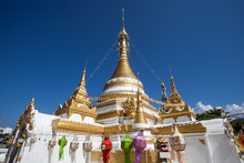 Wat Chong Kum At Mae Hong Son,...