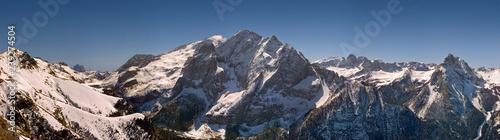 Photo  Dolomiti, panoramica della Marmolada