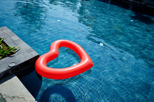 Heart Shape Float Ring