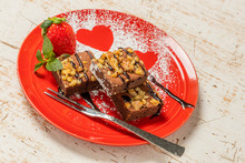 チョコレートブラウニーケーキ Chocolate Brownie Cake
