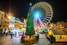La Grande Roue De Lille