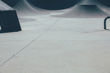 Urban Skate Park View