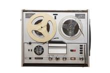 Analog Vintage Stereo Reel Tap...